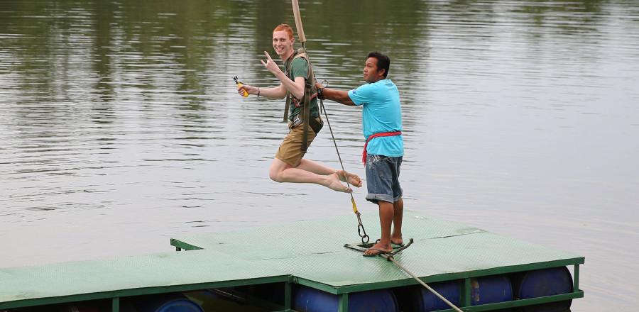 Золотой Марафон 2015 Таиланд