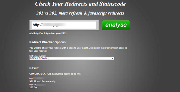 Redirect-checker.org