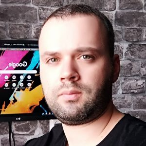 Вебмастер Сергей Пальцев